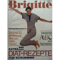 Brigitte Heft 20 / 23 September 1976 - Diät Rezepte