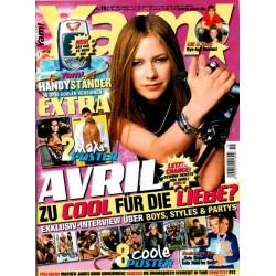 Yam! Nr.19 / 28 April 2004 - Avril Lavigne