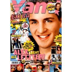 Yam! Nr.8 / 11 Februar 2004 - Alexander Klaws lacht...