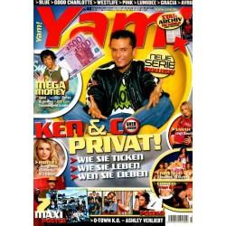 Yam! Nr.48 / 10 November 2003 - Ken & Co privat!