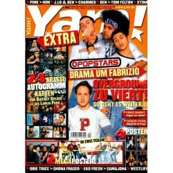Yam! Nr.44 / 22 Oktober 2003 - Popstars Fabrizio