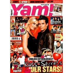 Yam! Nr.7 / 9 Februar 2005 - Sarah Connor & Marc Terenzi