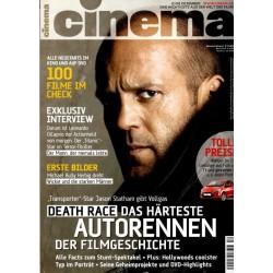 CINEMA 12/08 Dezember 2008 - Jason Statham Death Race