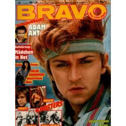 BRAVO Nr.28 / 2 Juli 1981 - Steve Strange Visage