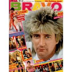 BRAVO Nr.45 / 3 November 1983 - Rod Stewart warf alles hin!