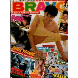 BRAVO Nr.5 / 26 Januar 1984 - Paul Young