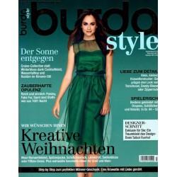 burda Moden 12/Dezember 2013 - Kirsty MacPhail