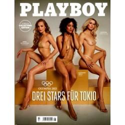 Playboy Nr.8 / August 2021 - Olympia 2021