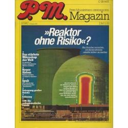 P.M. Ausgabe Februar 2/1987 - Reaktor ohne Risiko?