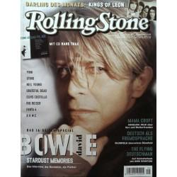 Rolling Stone Nr.9 / September 2003 & CD Vol. 29 - David Bowie