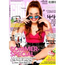 Bravo Girl Nr.8 / 8.7.2020 - XL Sommer Special