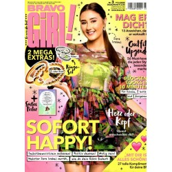 Bravo Girl Nr.3 / 19.2.2020 - Sofort Happy!