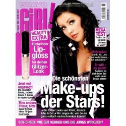 Bravo Girl Nr.6 / 25.2.2004 - Die schönsten Make-up der Stars