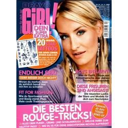 Bravo Girl Nr.24 / 16.11.2005 - Die besten Rouge Tricks