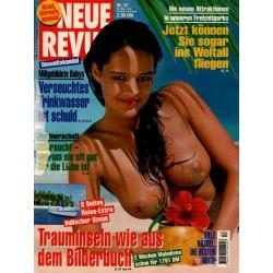 Neue Revue Nr.13 / 25 März 1994 - Trauminseln