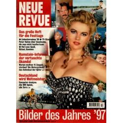 Neue Revue Nr.53 / 23 Dezember 1997 - Bilder des Jahres 97