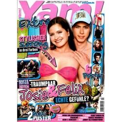 Yam! Nr.27 / 23 Juni 2004 - Traumpaar Josie und Felix