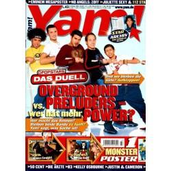 Yam! Nr.43 / 15 Oktober 2003 - Popstar Duell