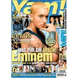 Yam! Nr.18 / 21 April 2004 - Was für ein Arsch! Eminem