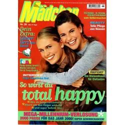 Mädchen Nr.26 / 8 Dezember 1999 - Total happy