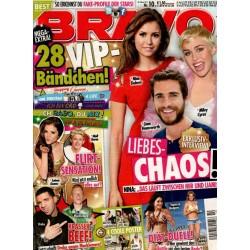 BRAVO Nr.10 / 26 Februar 2014 - Liebes-Chaos!
