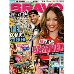 BRAVO Nr.11 / 5 März 2014 - Drake hat Rihanna gerettet!