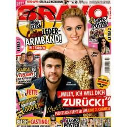 BRAVO Nr.50 / 4 Dezember 2013 - Miley ich will dich zurück!