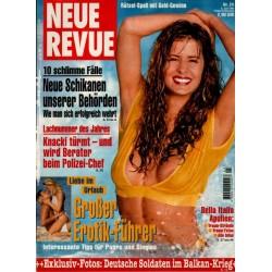 Neue Revue Nr.24 / 8 Juni 1995 - Erotik Führer