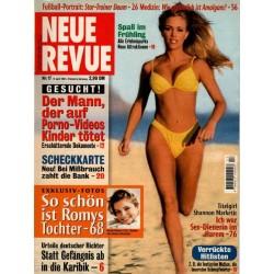 Neue Revue Nr.17 / 17 April 1997 - Shannon Marketic
