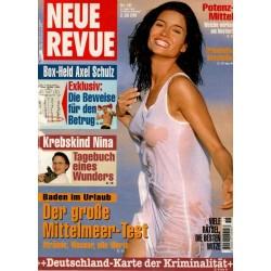 Neue Revue Nr.18 / 27 April 1995 - Baden im Urlaub