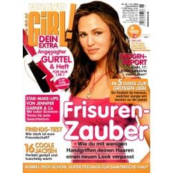 Bravo Girl Nr.26 / 1.12.2004 - Frisuren Zauber