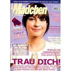 Mädchen Nr.3 / 21 Januar 2009 - Trau Dich!