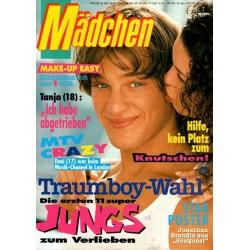 Mädchen Nr.7 / 23 März 1994 - Traumboy Wahl