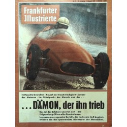 Frankfurter Illustrierte Nr.33 / 13 August 1961 - Dämon