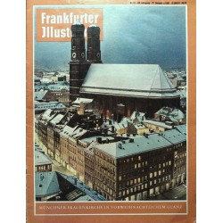Frankfurter Illustrierte Nr.51 / 17 Dezember 1961 - Frauenkirche