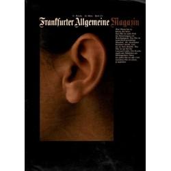 Frankfurter Allgemeine Heft 211 / März 1984 - Ohren