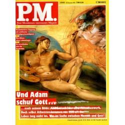 P.M. Ausgabe Januar 1/1993 - Und Adam schuf Gott...