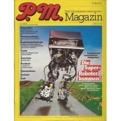 P.M. Ausgabe Oktober 10/1986 - Die Super-Roboter kommen!