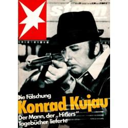stern Heft Nr.21 / 19 Mai 1983 - Konrad Kujau