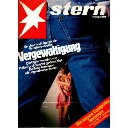 stern Heft Nr.16 / 14 April 1983 - Vergewaltigung