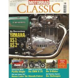 Motorrad Classic 3/96 - Mai/Juni 1996 - Yamaha XS 1 / XS 2