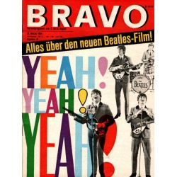 BRAVO Nr.31 / 28 Juli 1964 - The Beatles