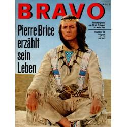BRAVO Nr.34 / 18 August 1964 - Pierre Brice