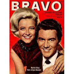 BRAVO Nr.33 / 11 August 1964 - Marikia Kilius & Hans Jürgen Bäumler