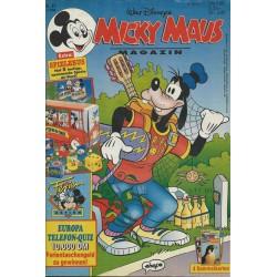 Micky Maus Nr. 27 / 1 Juli 1993 - Extra Spielebus Gimmick