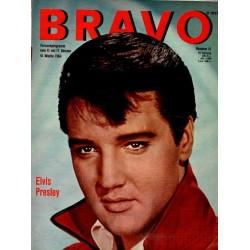 BRAVO Nr.41 / 6 Oktober 1964 - Elvis Presley