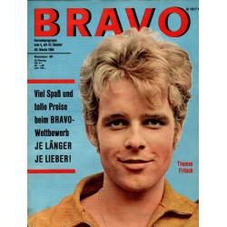 BRAVO Nr.40 / 20 September 1964 - Thomas Fritsch