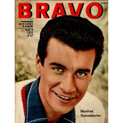 BRAVO Nr.38 / 15 September 1964 - Manfred Schnelldorfer