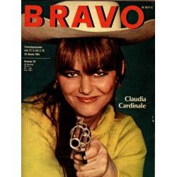 BRAVO Nr.39 / 22 September 1964 - Claudia Cardinale