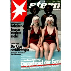 stern Heft Nr.39 / 22 September 1983 - Zwillings Forschung